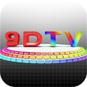 9D TV 5.1 高清 互聯網 電視台 Smart TV icon