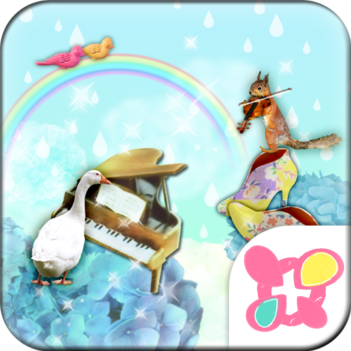 Rainbows Theme-Rainy Recital- Icon