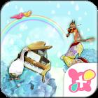 虹壁紙 雨の日の演奏会 icon