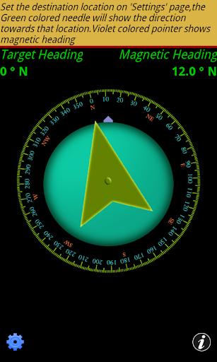 Target Compass