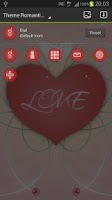 Screenshot of GO Launcher Theme Romantic