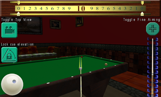 Real Carom Billiard- screenshot thumbnail