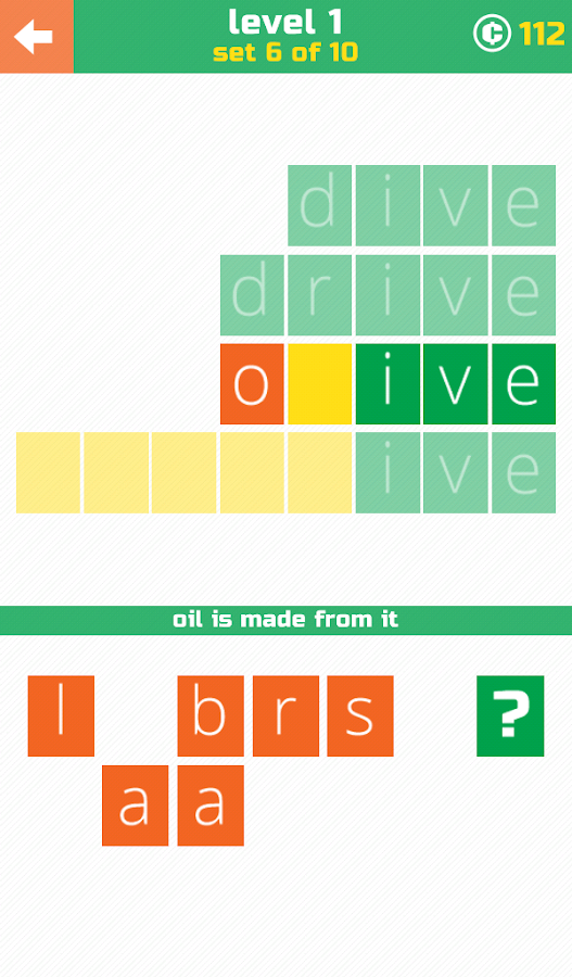 3 Letters: Guess the word!- screenshot