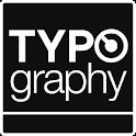 Typo Black atom theme icon