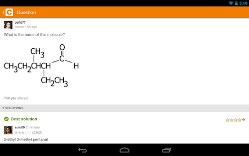 Chegg eTextbooks & Study Tools - screenshot thumbnail
