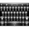 Keyboard Theme Dusk White icon