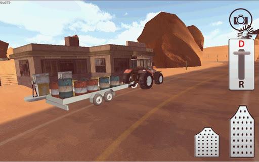Gerçek Traktör Sürme 3D HD