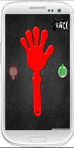 Hand Clapper App 2.0