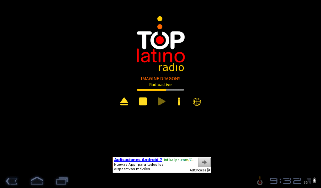 top latino radio lite android apps on google play. Black Bedroom Furniture Sets. Home Design Ideas