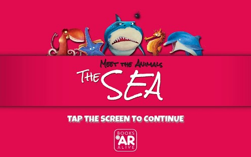 Meet the Animals. The Sea - screenshot thumbnail