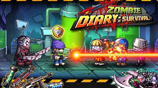 Zombie Diary- screenshot thumbnail