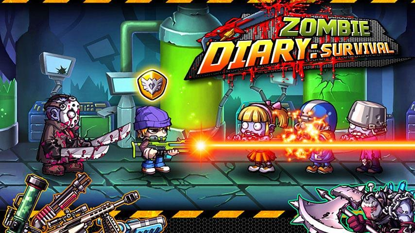 Zombie Diary - screenshot