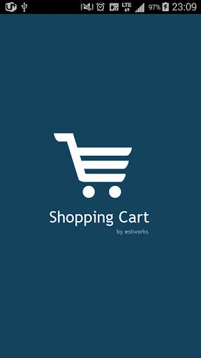 쇼핑 카트 - 장바구니 할인율 계산 최저가 검색