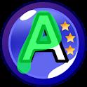 Alpha Kids ABC multilang logo