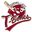 Kansas City T-Bones Baseball logo