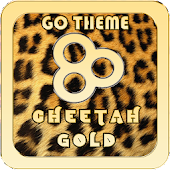 Cheetah Gold Go Theme