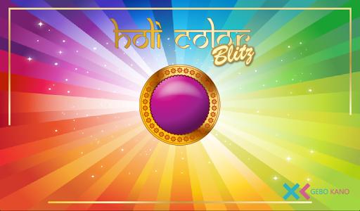 Holi Color Blitz Free