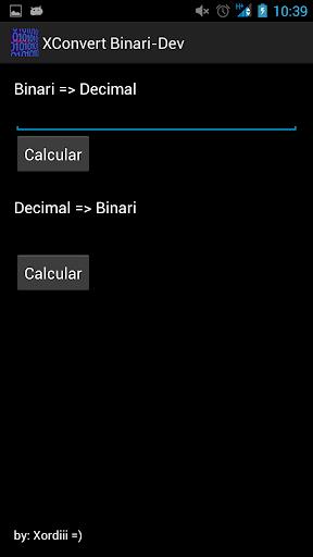 Convertidor Binari-Decimal