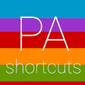 PA shortcuts