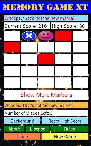 【免費解謎App】Memory Game XT-APP點子