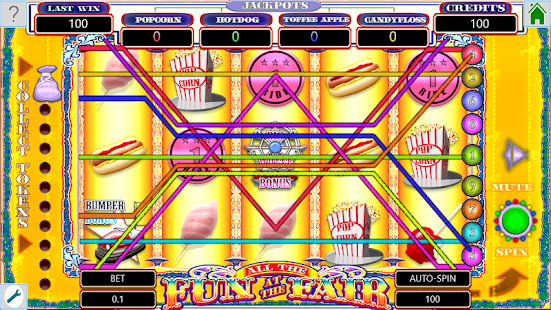 The Fun At The Fair Slots Free- screenshot thumbnail