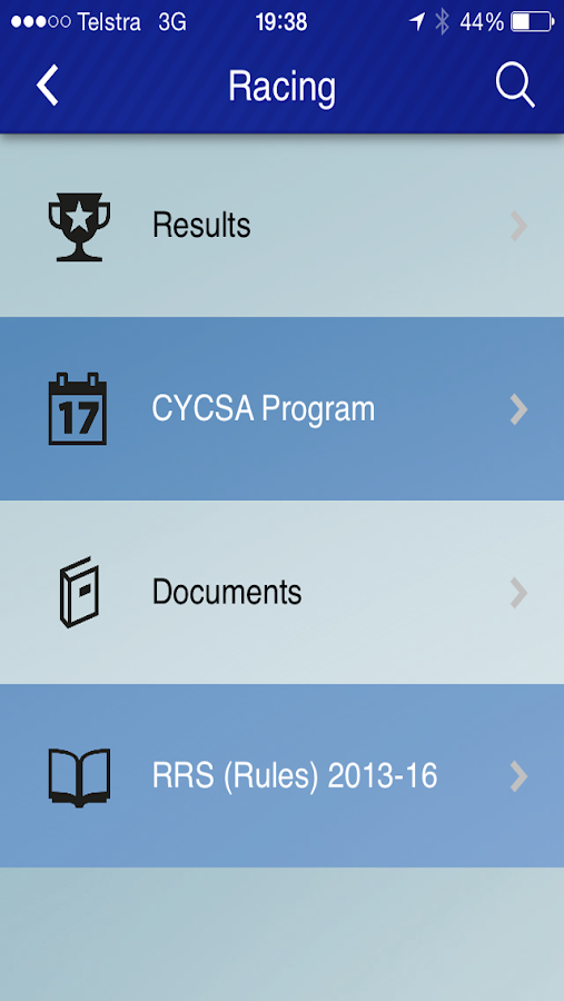 CYCSA- screenshot