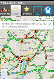 DC Traffic Android Apps on Google Play