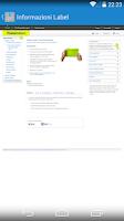 Screenshot of TP Label Scanner