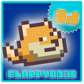 Doge Flappy 3D