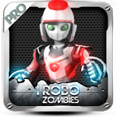 Robot Zombie Defense Kill Pro