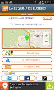 taapas.es (Spanish free tapas) - screenshot thumbnail