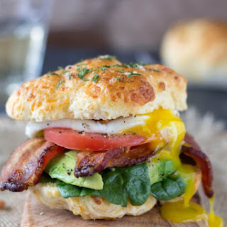 The Ultimate Breakfast Sandwich.