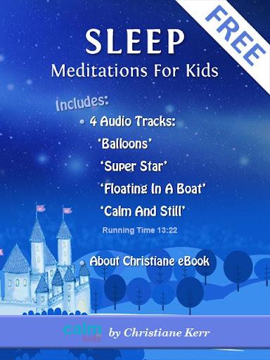 Sleep Meditation Kids - C.Kerr