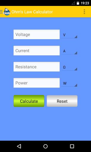 Ohm's Law Calculator Guide