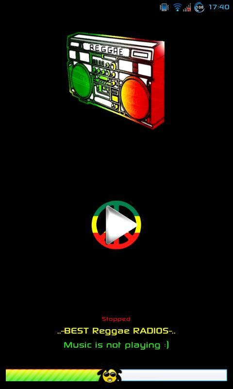 Best Reggae Radios - screenshot
