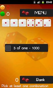 Dice Game - screenshot thumbnail