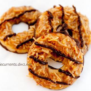 Tropical Pacific Cookies (Samoas)
