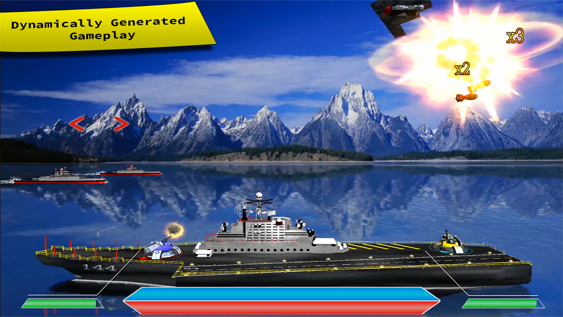Missile Mania- screenshot