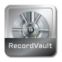 RecordVault icon
