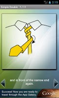 Screenshot of How to Tie a Tie
