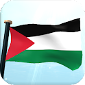 Palestine Flag 3D Wallpaper icon