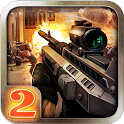 Death Shooter 2:Zombie killer icon