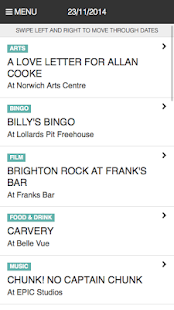 Outline Listings Norwich- screenshot thumbnail