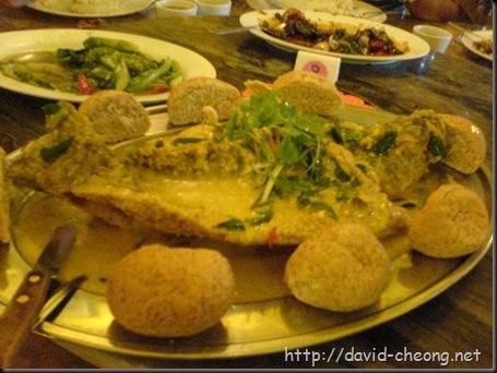 The bird restaurant, kepong - Butter Fish