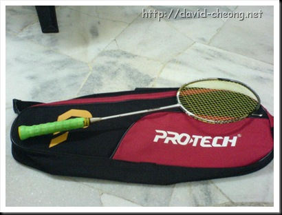 Protect Badminton Racket