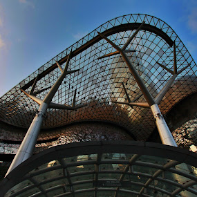 Steel Canopy by Shahrul A Hamid - Buildings & Architecture Other Exteriors