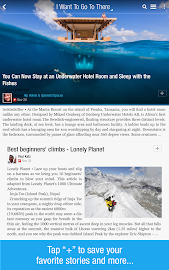 Flipboard: Your News Magazine Screenshot 5