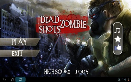 Sniper Shooter:Dead Zombies