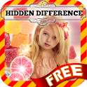 Find the Differences Candyland icon
