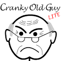 Cranky Old Guy Lite logo